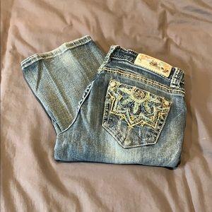 GRACE by LA Idol Bootcut Jeans